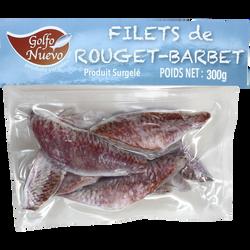 Filet de rouget-barbet GOLFO NUEVO, sachet de 300g