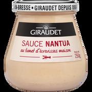 Giraudet Sauce Nantua Aux Écrevisses Giraudet 250g