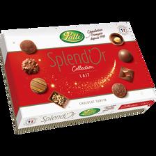 Chocolat au lait Splendor LUTTI, 230g