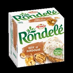 Rondelé aux noix de Dordogne PRÉSIDENT, 31%MG, 125G