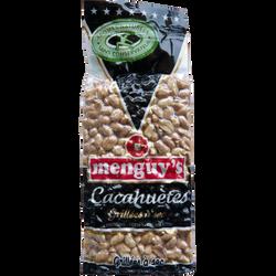 Cacahuètes grillées à sec, MENGUY'S, 390g