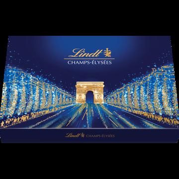 Lindt Assortiment De Bouchées Champs-elysées Lindt, Boîte De 469g