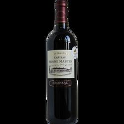 Fronsac AOP rouge Château Moine Martin Cuvée Trésor 2016 75cl