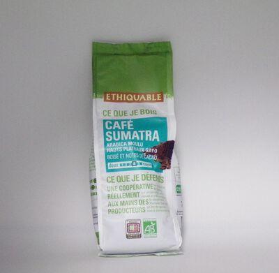 CAFE PURE ORIGINE SUMATRA