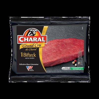 Steak de boeuf *** à griller limousine, CHARAL, France, 1 pièce