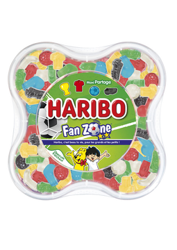Haribo Confiserie The Pik Box Haribo, Paquet De 550g