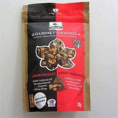 Mélange de céréales gourmet granola aphrodisiaque FOURMI BIONIQUE,300