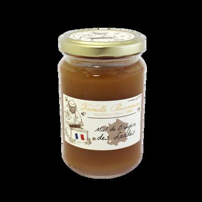 Miel de Bruyère des Landes FAMILLE PERRONNEAU, 375g