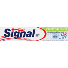Dentifrice protection caries SIGNAL, tube de 75ml