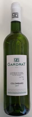Vin Blanc Colombard GARDRAT