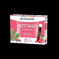 JUVAMINE ACTI'SHOT FRINGALES, 10 shots