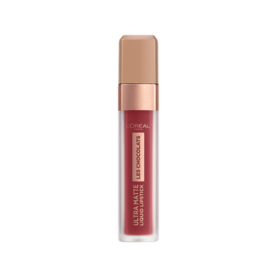 Rouge à lèvres infaillible les chocolats 864 tasty ruby nu L'OREAL PARIS