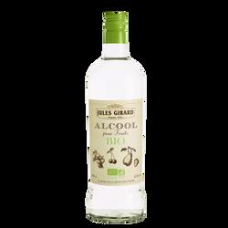 Alcool pour fruits Alfred Maunier bio 45° bouteille de 1L