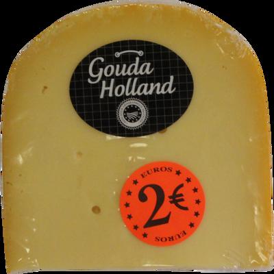 Gouda jeune au lait pasteurisé, 30% Mat.GR., LE CENTURION, 230g