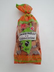 CANISTELLI CLEMENTINES 350G