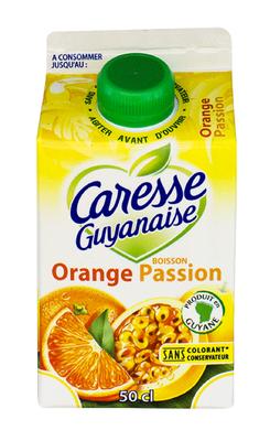 Boisson Orange Passion 1/2L