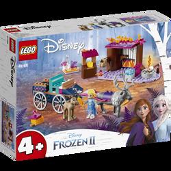 LEGO® Disney - La Reine des Neiges 2 - L'aventure en calèche d'Elsa -41166 - Dès 4 ans