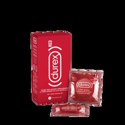 Préservatif red DUREX, boîte de 12