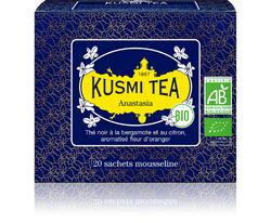 ANASTASIA THÉ BIO 20 SACHETS - KUSMI TEA