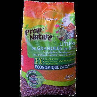 Litière prop'nature AIME, sac de 10 litres