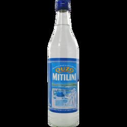 OUZO MITILINI, 40° bouteille de 70CL