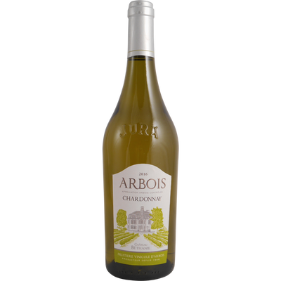 Arbois Chardonnay AOP blanc Fruitière Vinicole d'Arbois, 75cl