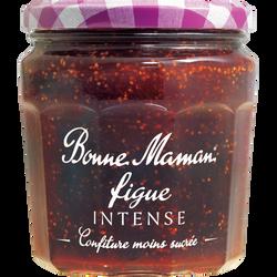 Confiture figue intense BONNE MAMAN, 335g