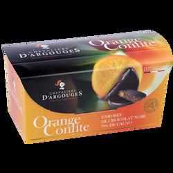 Tranches oranges LES CHEVALIERS D'ARGOUGES, 180g