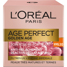 Soin jour Age Pergect golden age fps 15 L OREAL, pot de 50ml