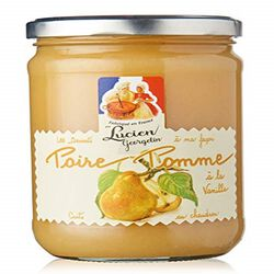 DESSERT DE POMME POIRE VANILLE 570G LUCIEN GEORGELIN