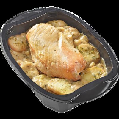 Filet poulet et pommes de terre fondantes COLLET, 300g