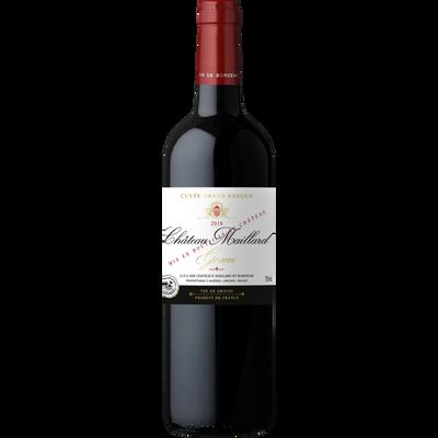 Graves AOP rouge Château Maillard cuvée Grand Rançon, 75cl