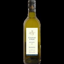 """Vin blanc AOP Minervois """"Château d'Agel les Galets"""", 75cl"""