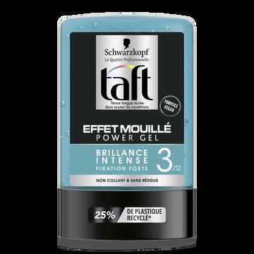 Schwarzkopf Gel Coiffant Tenue Extra Forte Effet Mouillé Taft Styling, 300 Ml
