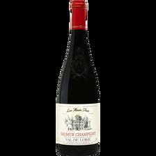 Saumur Champigny Vin Rouge Aoc  Les Hauts Buis U, 75cl