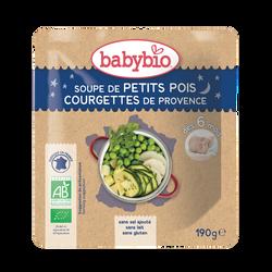 Soupe de Petits pois et courgettes de Provence, 190g