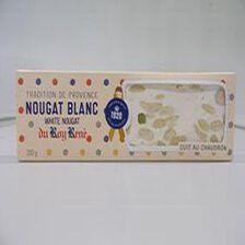 NOUGAT BLANC DU ROY RENE 200g
