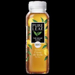 PURE LEAF bio citron, bouteille en plastique de 33cl