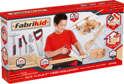 Kit de construction Fabrikid