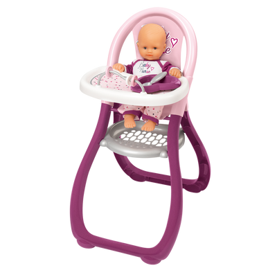 Chaise haute baby nurse, SMOBY