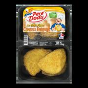 Père Dodu Croque Fromage De Poulet, Pere Dodu, 10 Pièces, Barquette 1kg