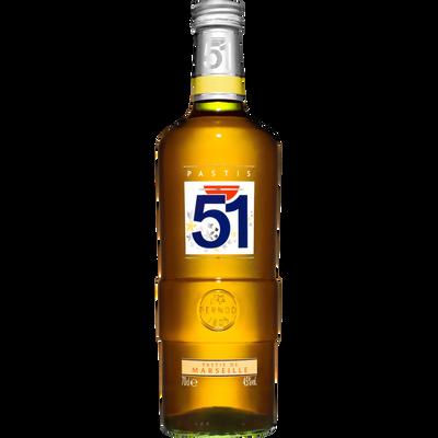 Pastis 51, 45°, 70 cl