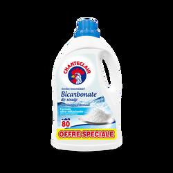 Lessive CHANTECLAIR bicarbonate offre spéciale 4L 80 lavages