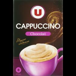 Cappuccino chocolat U, 144g