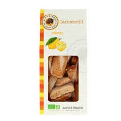 CANISTRELLI OLIVE CITRON 230G