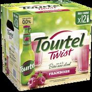 Tourtel Twist Bière Sans Alcool Tourtel Twist Framboise 0° 12x27, 5cl