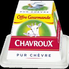 Chavroux Fromage Pasteurisé Chèvre Frais , 13,5% De Mg, 150g