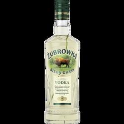 Vodka Herbe de Bison ZUBROWKA, 37,5°, bouteille de 70cl