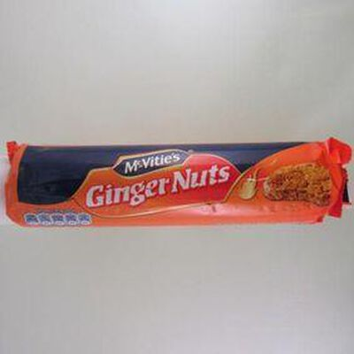 Biscuits au gingembre Ginger nuts McVITIE'S ,250g
