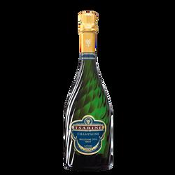 Champagne brut  millésimé TSARINE, 75cl